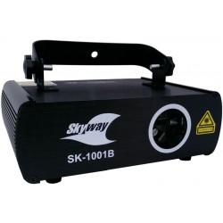 Laser Skyway niebieski SK-1001B 1000mW DMX