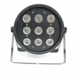 Reflektor Skyway PAR LED 9x12W RGBW (4w1)