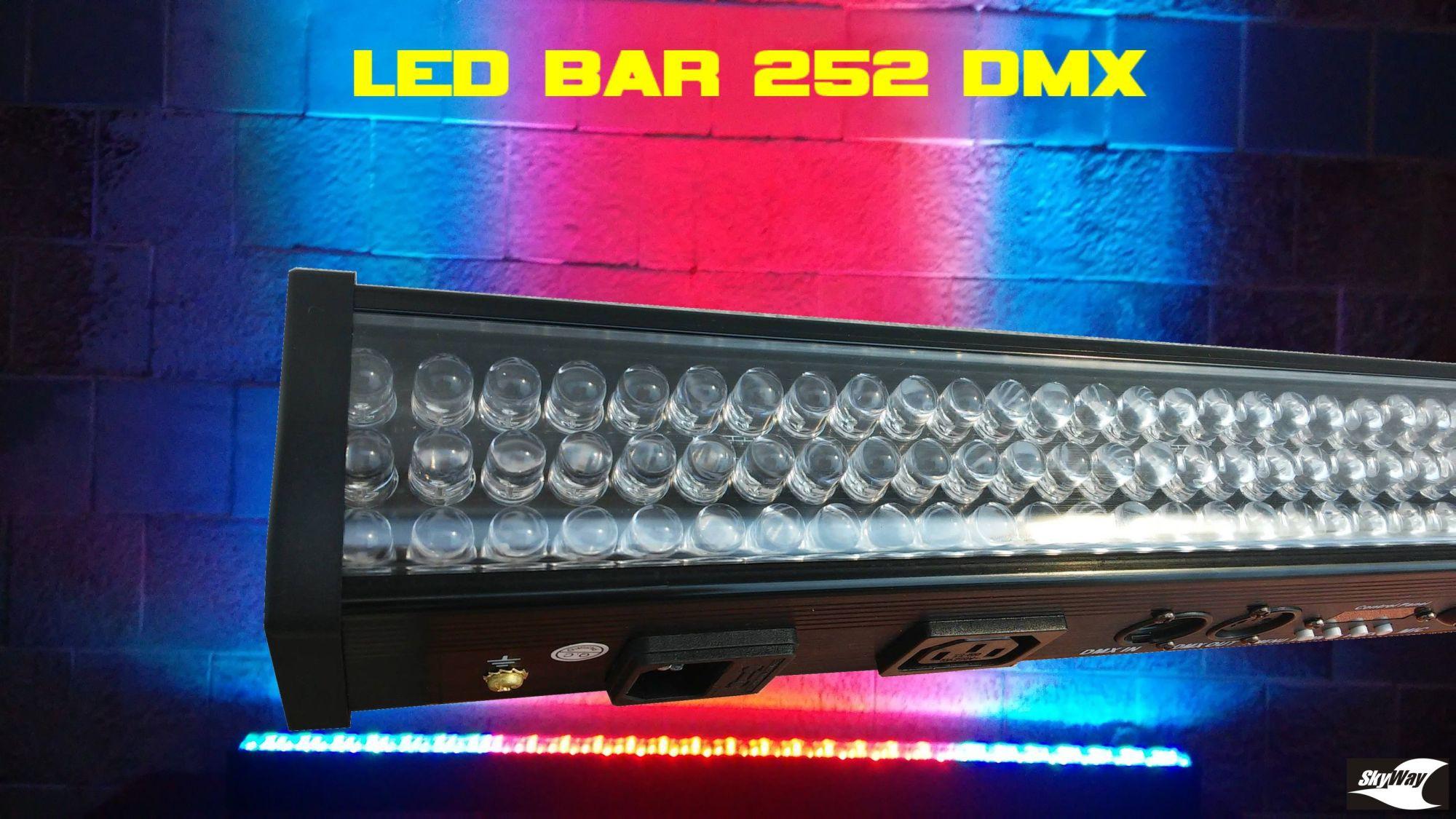 LED BAR 252
